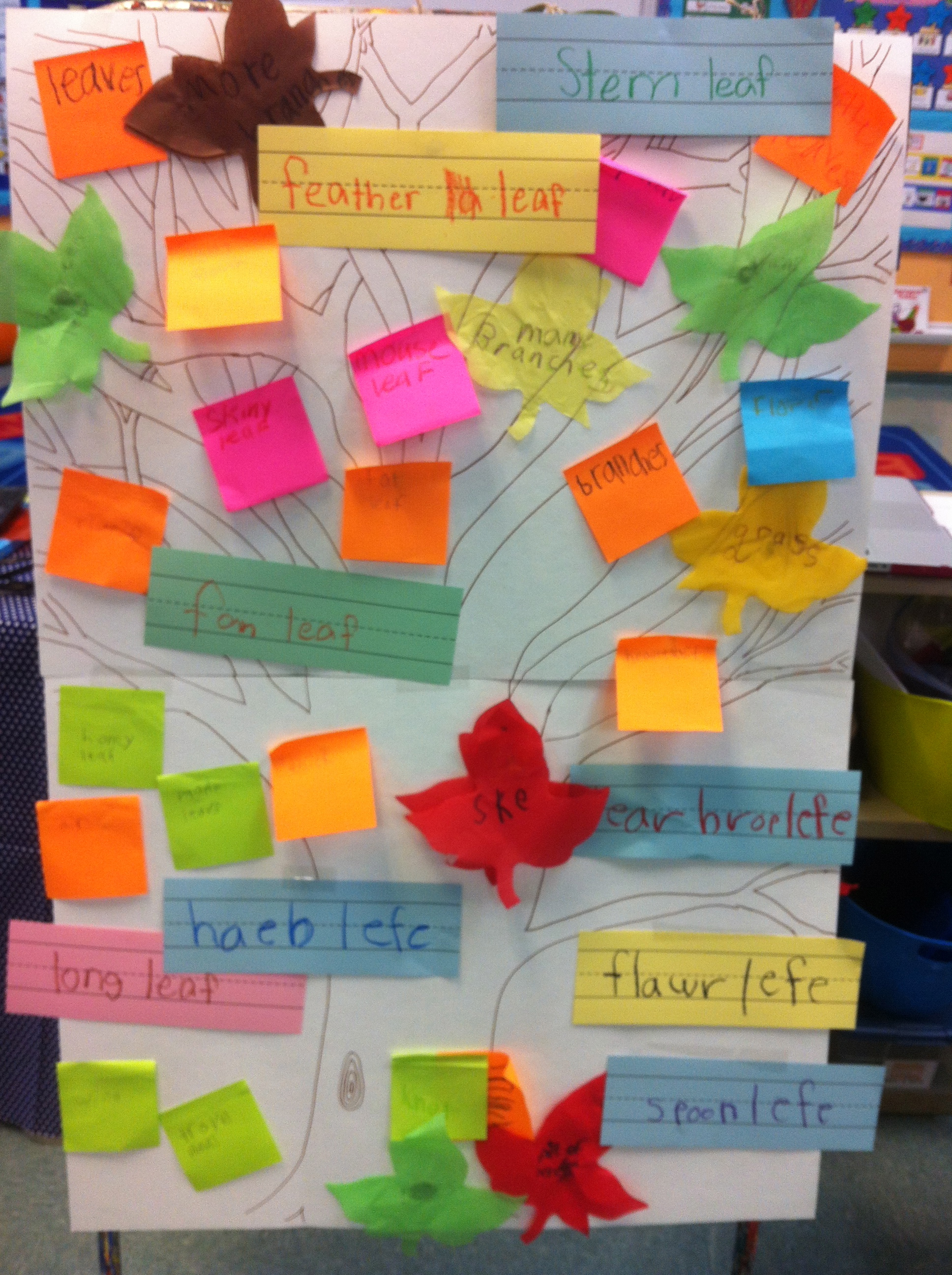 Kinder Garden: Literacy With Leaves: Activities To Accompany 'Leaf Man