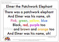 elephant song lyrics